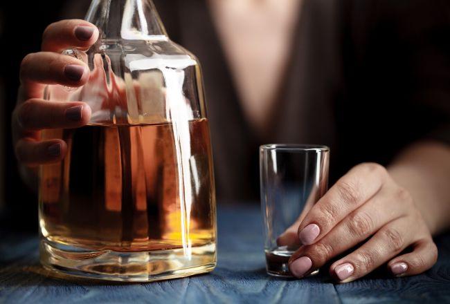 Quais são os tipos de alcoólatras?